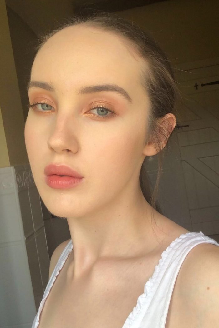 My Natural, Full-Coverage Foundation Routine